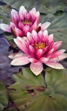 Imperfect Beauty - Pastel by Lyn Diefenbach: