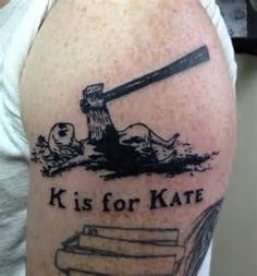 Edward Gorey Tattoo - Bing Images