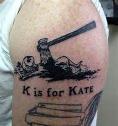 Edward Gorey Tattoo - Bing Images