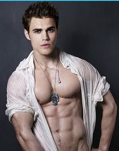 Paul Wesley  Born: July 23, 1982 Actor: The Vampire Diaries, Fallen.