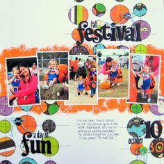 Fall Festival - Scrapbook.com