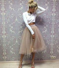 8d4d812b5abd 66 Best so pretty images   Dress skirt, Fashion clothes, Outfits