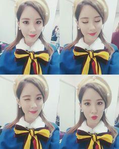 #Seohyun #Juhyun #maknae #SNSD #TTS #selca