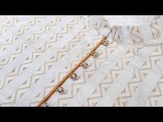 Neck Designs For Suits, Neckline Designs, Blouse Designs, Collar Designs, Dress Sewing Patterns, Clothing Patterns, Bodice Pattern, Kurta Neck Design, Embroidery Neck Designs