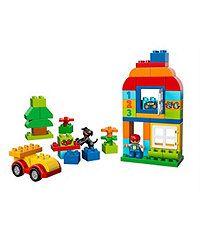 10572 LEGO® DUPLO® All-In-One Box of Fun