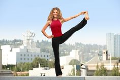 Q & A with Seane Corn: On Yoga & Giving Back Loved and Pinned by www.downdogboutique.com to our Yoga community boards