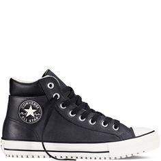 Chuck Taylor All Star Converse Boot PC Black