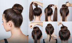 Fryzury do pracy 2017 – proste i szybkie. Włosy długie i półdługie - Uroda
