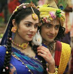 Radha Krishna Serial star cast, Photos and Videos - Vijay TV