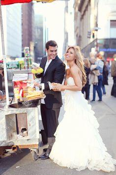 love this. // new york city wedding.