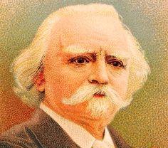 August Manns (12/03/1825 - 01/03/1907)