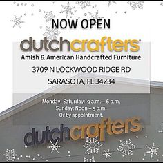 Rosie (a.k.a. Our Amish Furniture Specialist Lauren) Was Right    We Did  It. Happy Friday All! #DutchCrafters #AmishFurniture #Sarasota #Halloween U2026