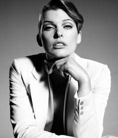 Milla Jovovich • Vogue