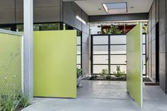 Moretti Residence / Norman D. Ward architect