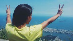 Para finalizar bem o ano de 2015 e recarregar as energias para o novo ano, não poderia ter escolhido melhor roteiro junto com minhas amigas. Sim, estou falando do Rio, uma Cidade repleta de paisagens maravilhosas e muita diversão!