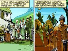 Successful Scots - Angus McMillan Comic Strip Part 2