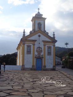 Igreja de Nossa Senhora das Mercês. #church #ouropreto #minasgerais #trip #wonderful #love #pontoturistico #viagem #trip #brazil #blogueira #vidadeblogueira #revheimdicas