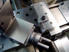9x20 Lathe Compound Bracket & Angle Plate Jig