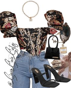Sierrastevie on ShopLook Kpop Fashion Outfits, Stage Outfits, Mode Outfits, Retro Outfits, Cute Casual Outfits, Stylish Outfits, Concert Outfits, Festival Outfits, Concert Fashion
