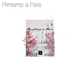 """""""Printemps a Paris!"""" by edalourdes on Polyvore featuring art"""