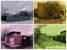 """2009_ NUOVA COSTRUZIONE """"Villa a Cento (FE)"""", con D. Cariani."""