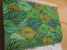 Monocromatico verde