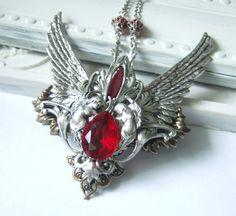 A Cardinal's Ransom by DesireeMorte.deviantart.com on @deviantART