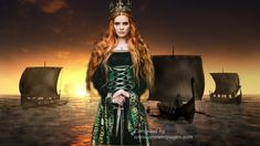How Emma Of Normandy Risked Her Life To Save England | Ancient Pages Pagan Gods, England, Family Roots, Girl Reading, Normandy, Ancient History, Vikings, Greece, Life