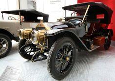 Benz Phaeton - Baujahr 1911 - Verkehrsmuseum Dresden