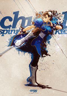 Chun-Li - Street Fighter