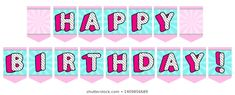 Alona Syplyak's Portfolio on Shutterstock Doodle Frames, 3d Letters, Vintage Frames, Cupcake Toppers, Cute Pink Background, Doll Style, Lol Doll Cake, Bubble, Hot Pink