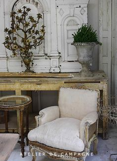 Fauteuil Louis XV - I'll take any of these items!