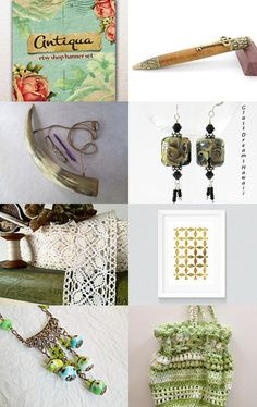 Antiqua by Nera on Etsy--Pinned with TreasuryPin.com