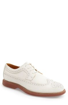 Sperry 'Gold Cup - Bellingham' Wingtip Derby (Men) available at #Nordstrom