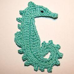 Ravelry: Crochet Sea Horse pattern by Nana Sue