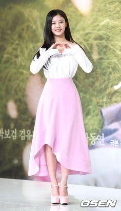 Park Bo Gum và Kim Yoo Jung tình tứ hết cỡ khiến fan phát sốt Kim Yoo Jung Fashion, Kim Yoo Jung Park Bo Gum, Kim You Jung, I Love Cinema, Kim Jaehwan, Korean Actresses, Korean Celebrities, Korean Model, Asian Woman