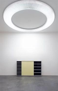 An orb of light by Gerhard Merz. #Design #Light