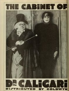 """The Cabinet of Dr. Caligari"""