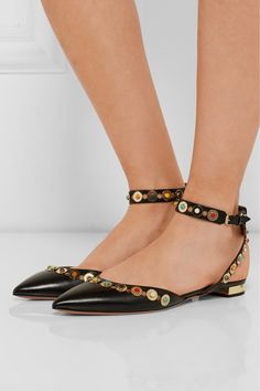 Heel measures approximately inches Black leather Buckle-fastening ankle strap Made in Italy Pump Shoes, Pumps, Heels, Leather Buckle, Black Leather, Womens Summer Shoes, Street Style Summer, Pointed Toe Flats, Fashion Lookbook