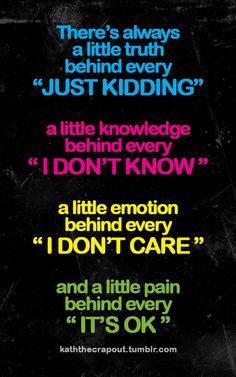 A little...