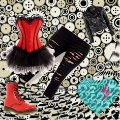 """""""Night on the town"""" by natalie-dunk-de-vries on Polyvore"""