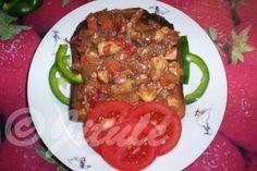 Topinky s masovou směsí | jitulciny-recepty.cz Beef, Food, Meat, Essen, Meals, Yemek, Eten, Steak