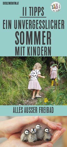 Die 11 wundervollsten Sommer-Ideen für Kinder › die kleine Botin