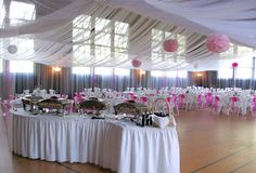 Catering & Special Events about Silver-Bay Weddings