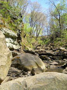 Climbing the Boulders