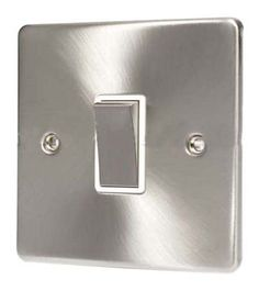 SATIN CHROME 1 GANG 2 WAY 6 AMP LIGHT SWITCH C302BCW by Dalton Electrical Accessories, http://www.amazon.co.uk/dp/B000YWF7L6/ref=cm_sw_r_pi_dp_q2cGrb1N5GSQ9