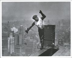 24 Jaw-Dropping Photos Of The Construction Of The Empire State Building