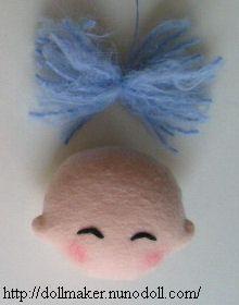 Mimin Dolls: anjinhos do nunodoll