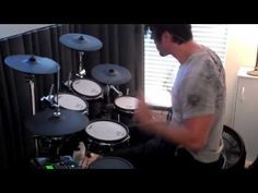 """Chelsea Bain - """"Ignite Me"""" - Drum Cover by Jason Root (HD)"""