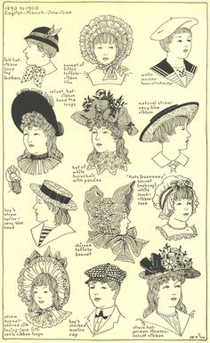 History of Hats   Gallery - Chapter 18 - Village Hat Shop